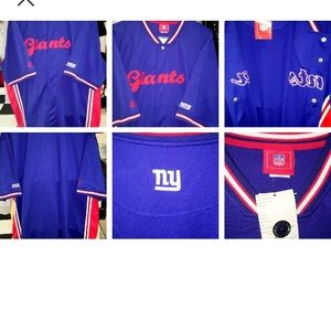 Other - Rare NWT Official NFL Men's GIANTS Jersey Size 2XL